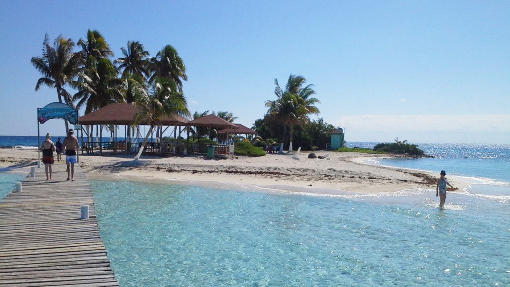 Goff Island Beach